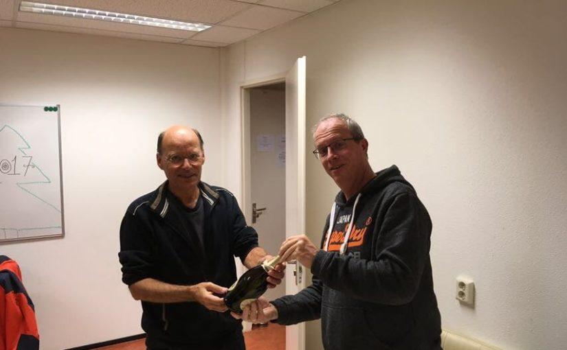 Sjoerd Koole wint 13×13 toernooi