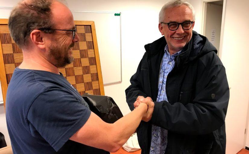 Huib Olij wint GHG Najaarstoernooi